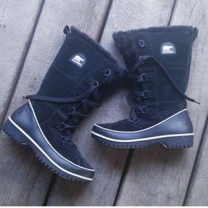 Sorel Tivoli women's snow winter boots